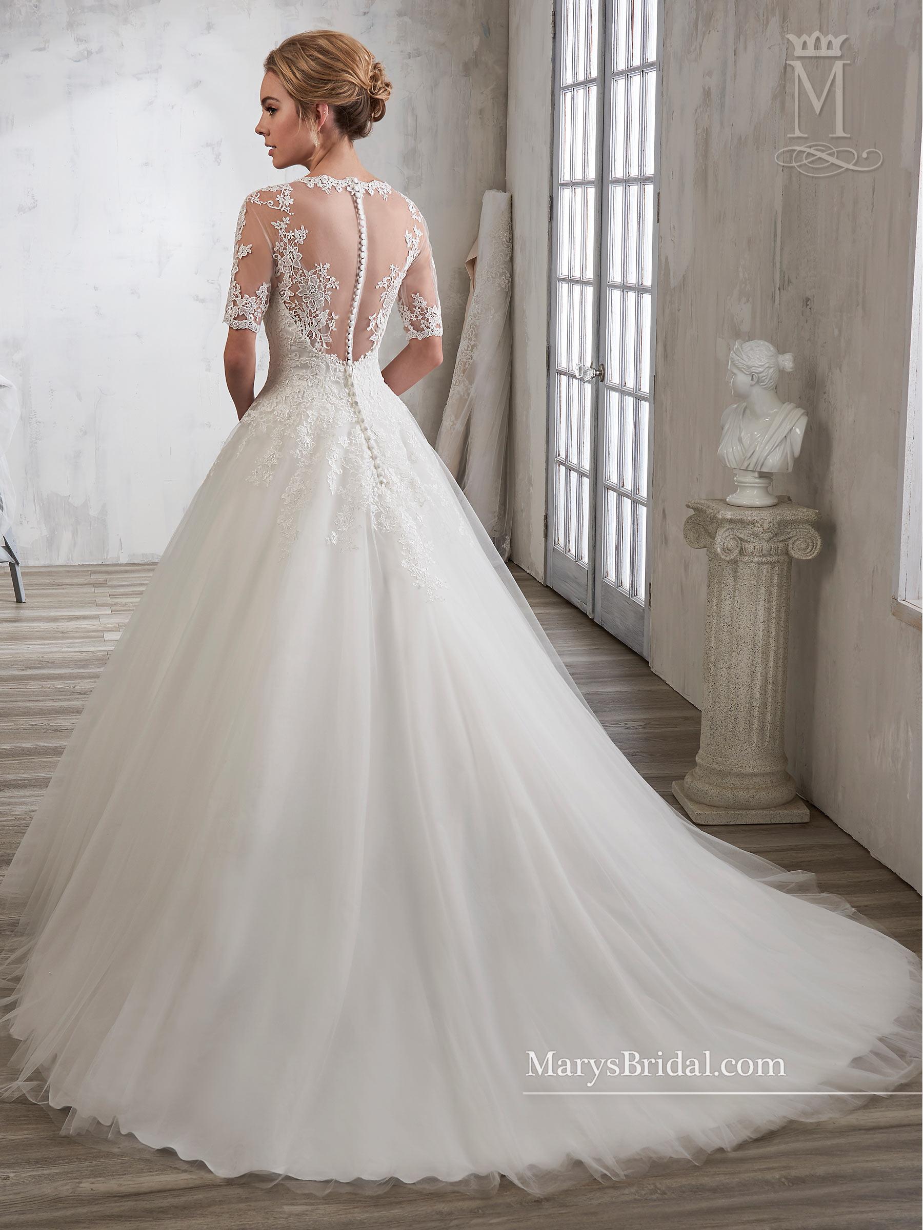 Bridal Wedding Dresses   Mary's   Style - 6605