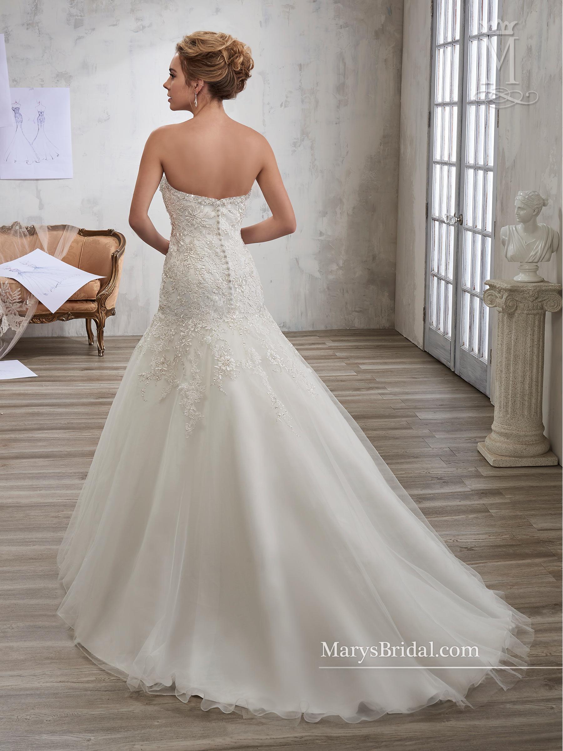 Bridal Wedding Dresses | Mary's | Style - 6607