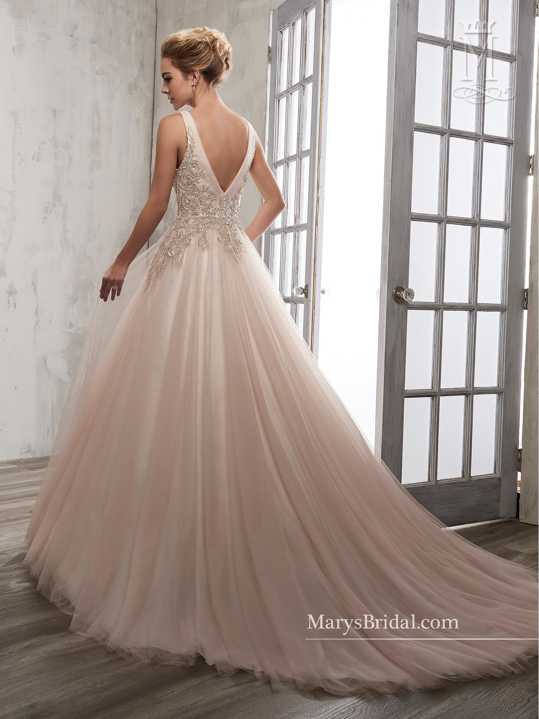 Bridal Wedding Dresses | Mary's | Style - 6609
