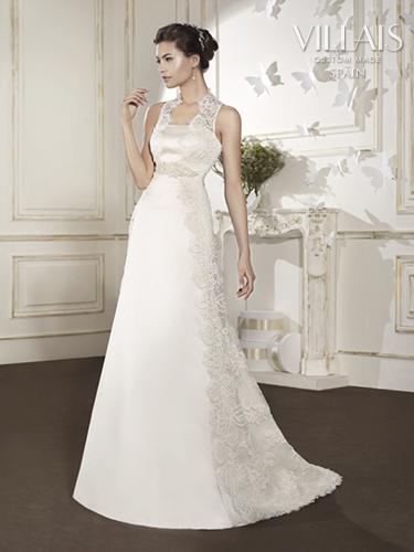 Color Bridal Wedding Dresses - Style - B8026