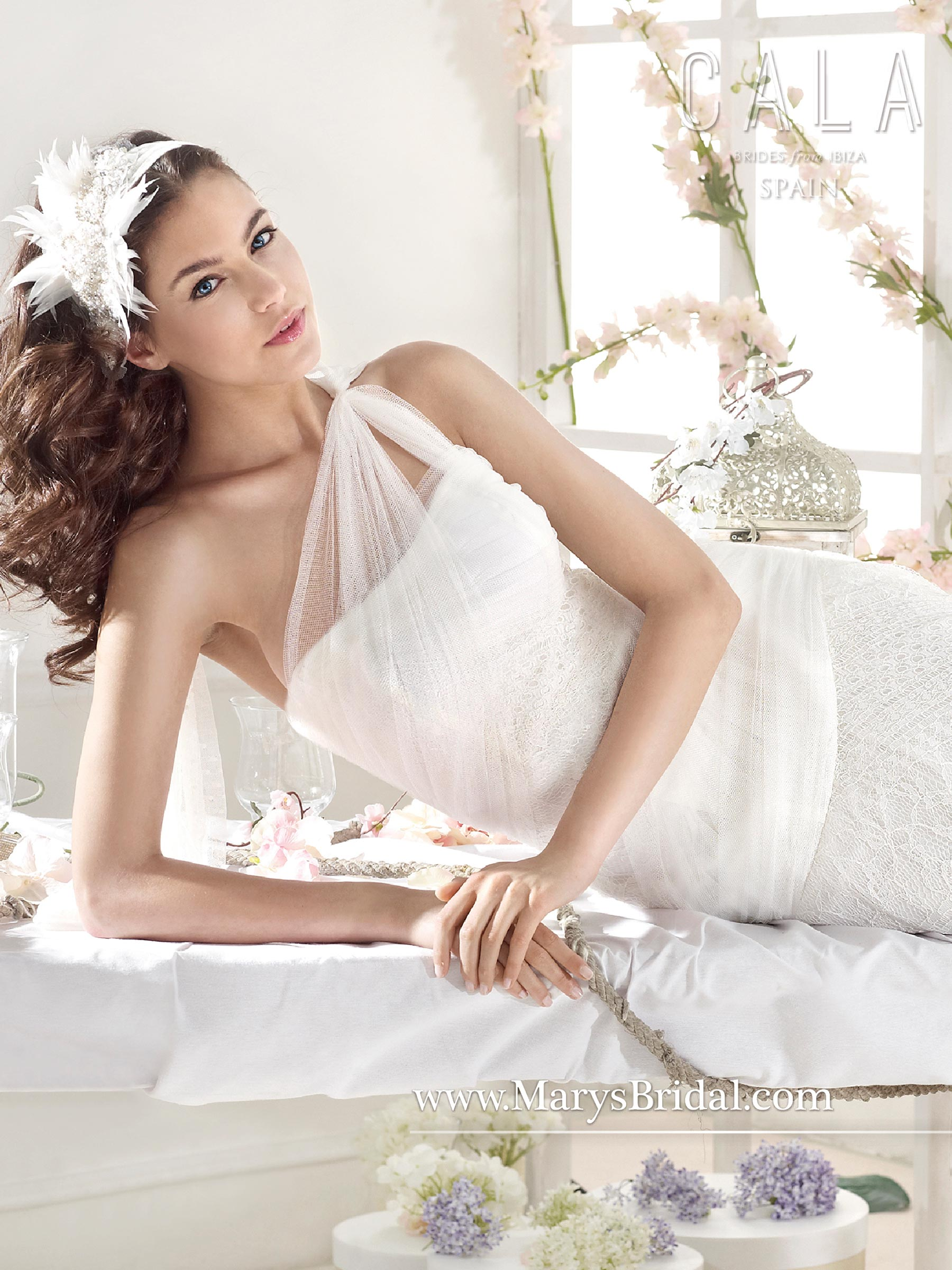 Bridal Wedding Dresses | Mary's | Style - B8035