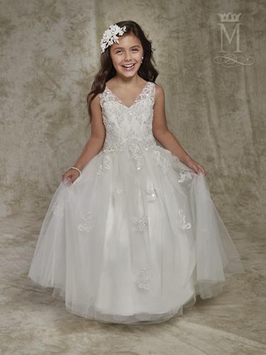 Color Angel Flower Girl Dresses - Style - F536