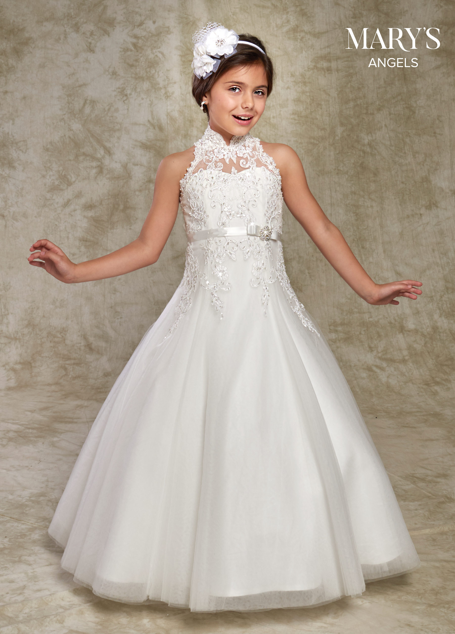 Angel Flower Girl Dresses | Mary's Angels | Style - F537