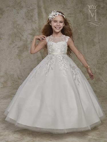 Color Angel Flower Girl Dresses - Style - F541