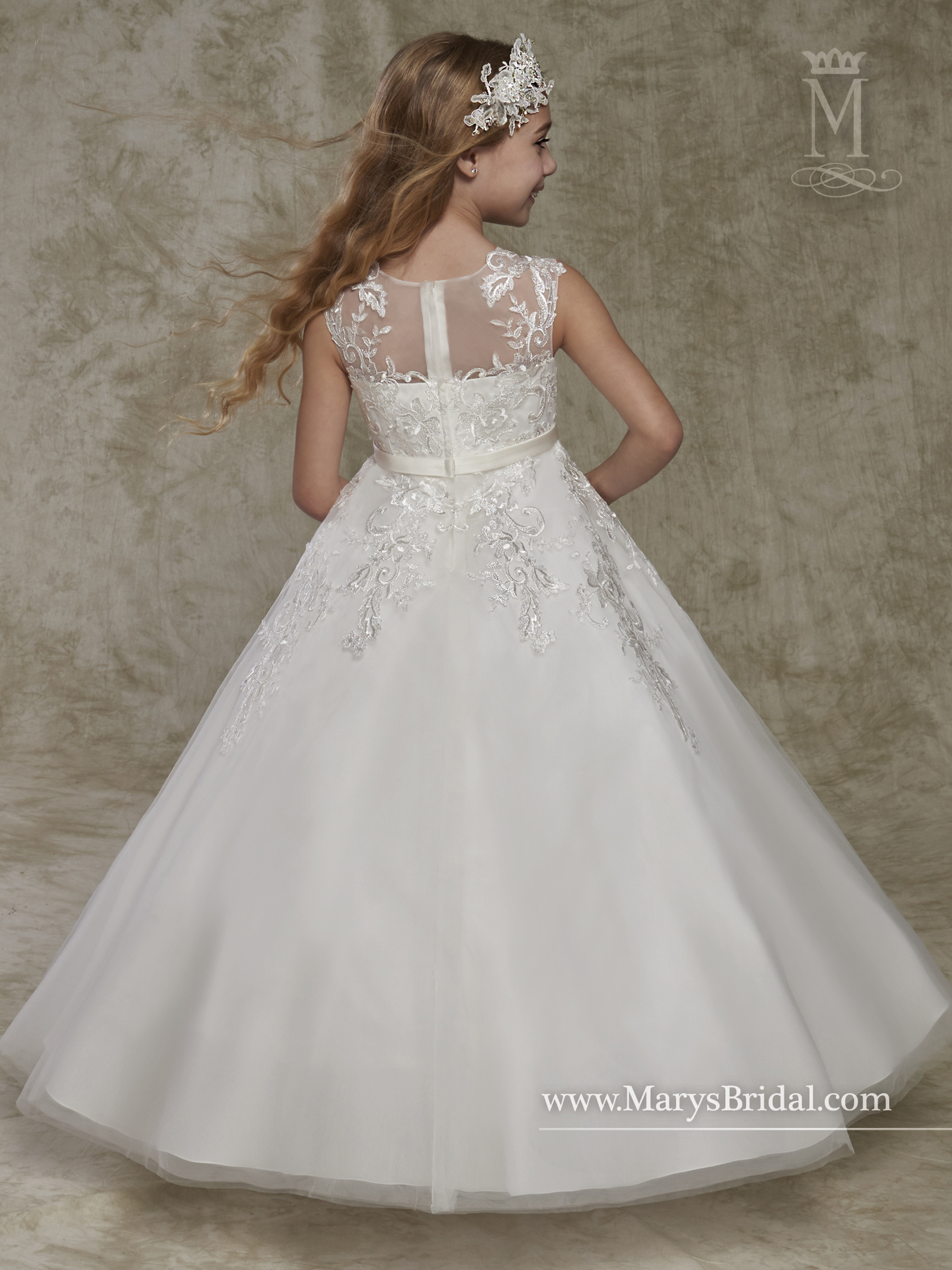 Angel Flower Girl Dresses | Mary's Angels | Style - F541