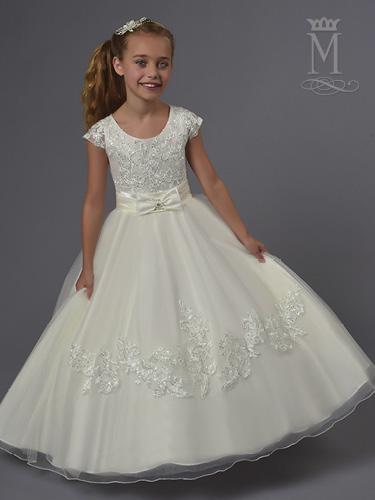 Color Angel Flower Girl Dresses - Style - F551
