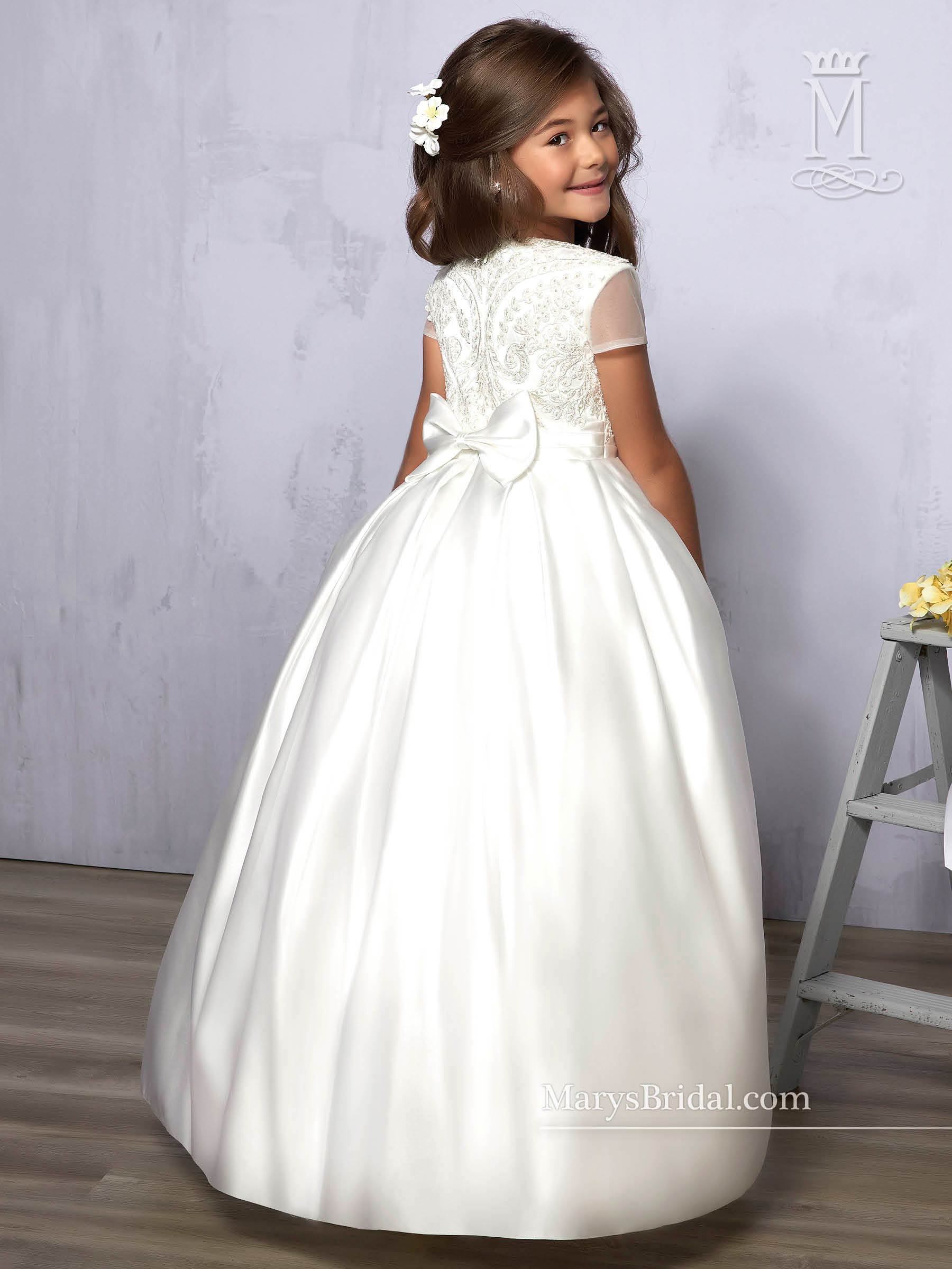 Angel Flower Girl Dresses | Mary's Angels | Style - F573