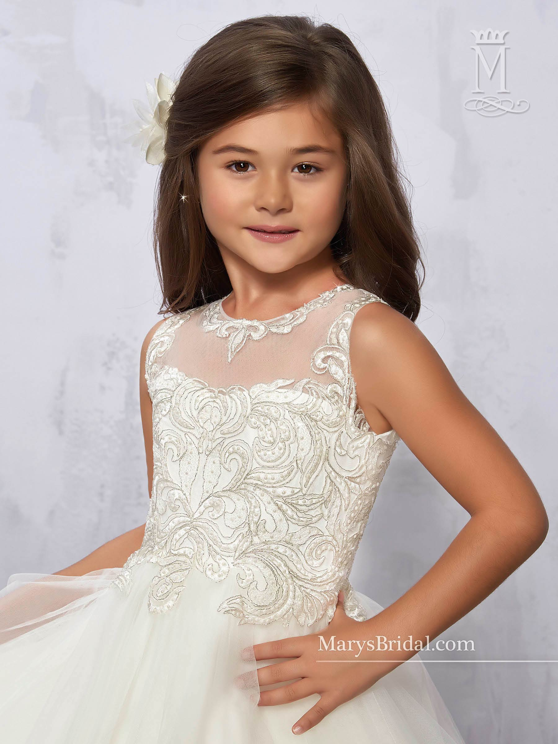 Angel Flower Girl Dresses | Mary's Angels | Style - F574