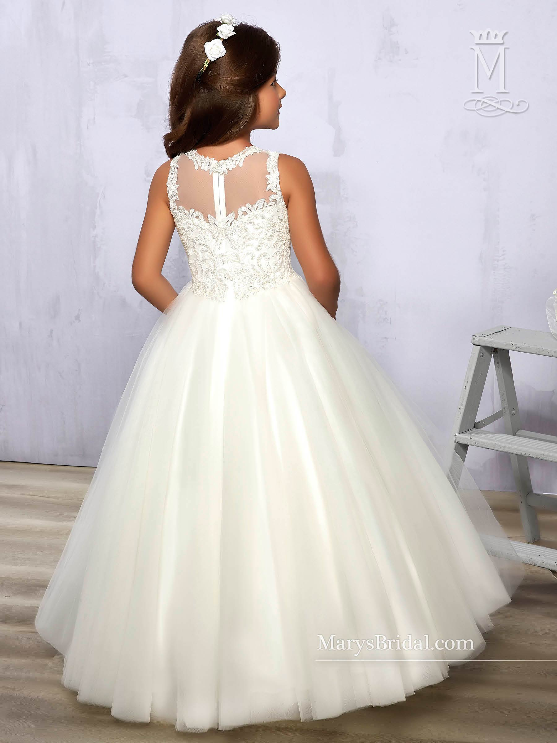 Angel Flower Girl Dresses | Mary's Angels | Style - F575