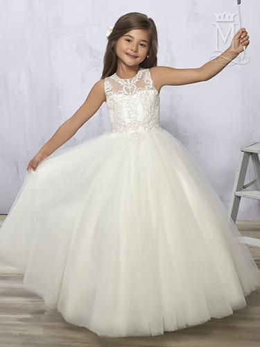 Ivory Color Angel Flower Girl Dresses - Style - F577
