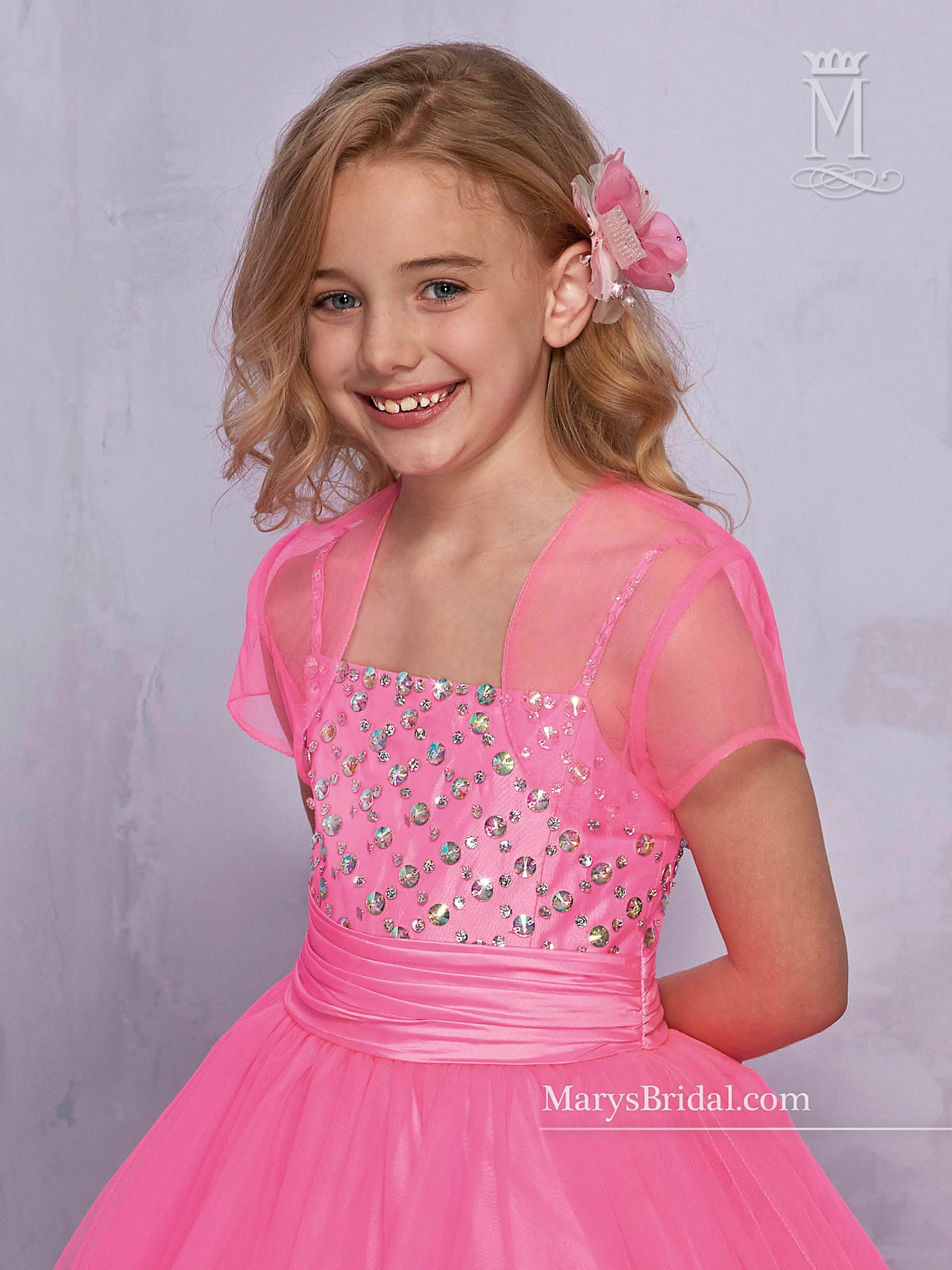 Angel Flower Girl Dresses | Mary's Angels | Style - F578
