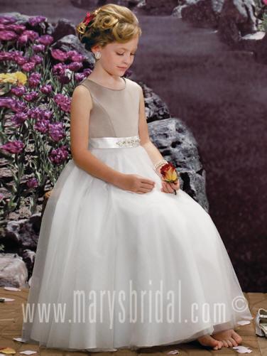 Color Angel Flower Girl Dresses - Style - F928