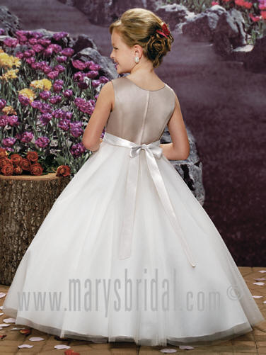 Angel Flower Girl Dresses   Mary's Angels   Style - F928