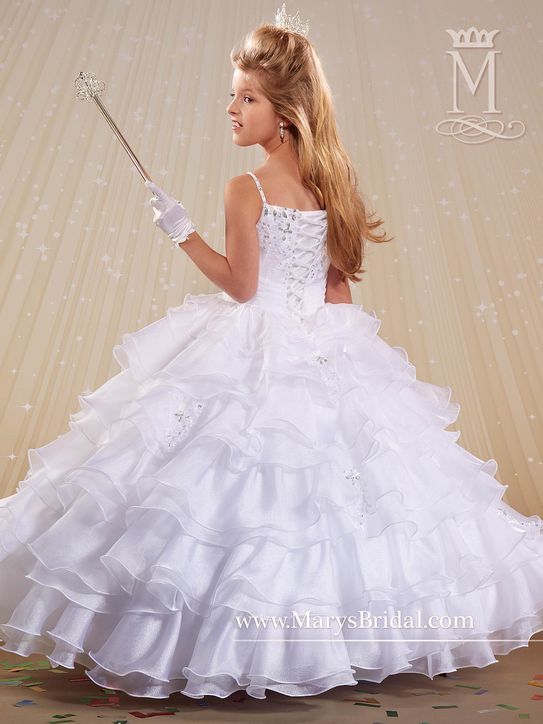 Angel Flower Girl Dresses | Mary's Angels | Style - FP145