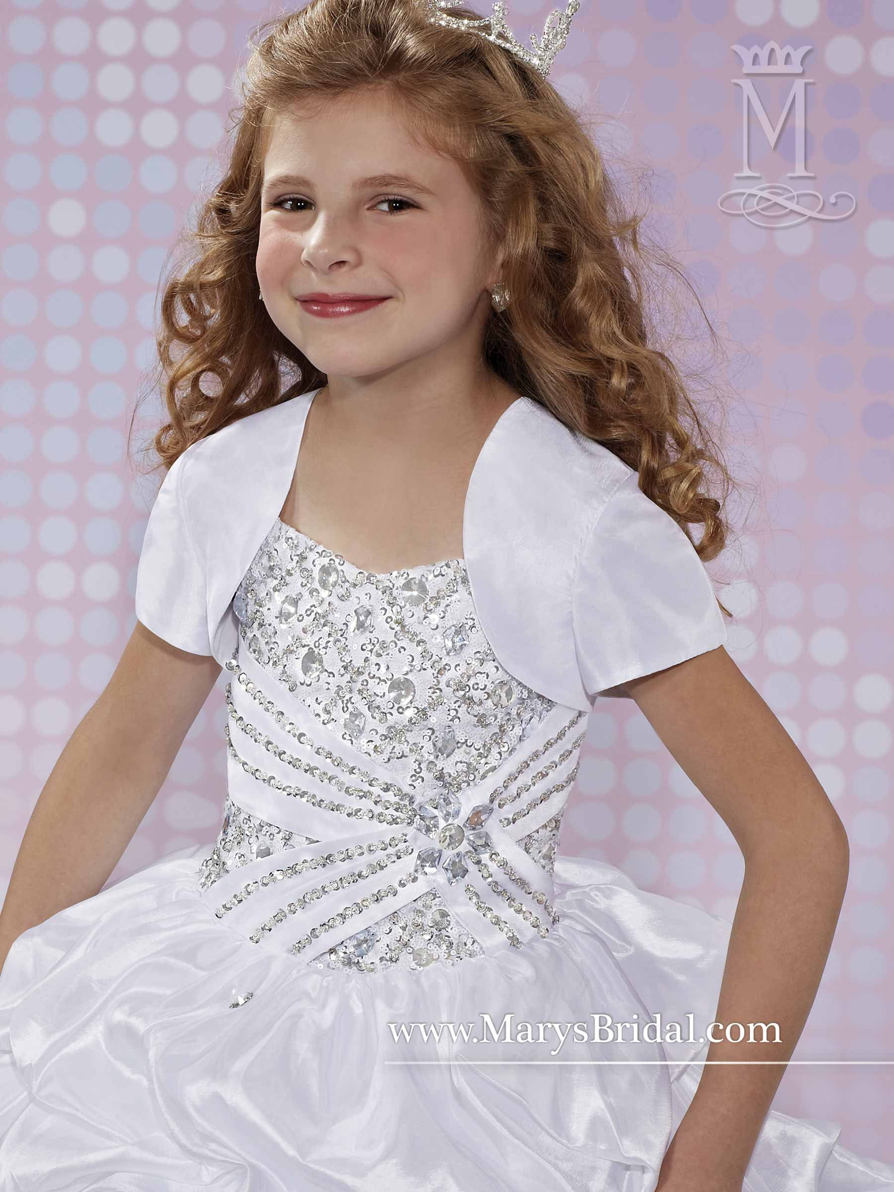 Angel Flower Girl Dresses | Mary's Angels | Style - FP169