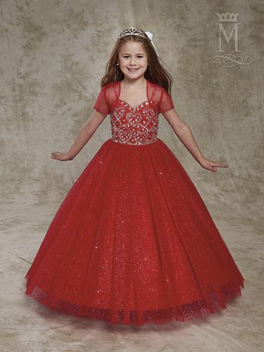 Color Angel Flower Girl Dresses - Style - FP172