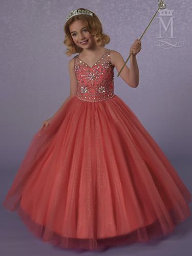 Color Angel Flower Girl Dresses - Style - FP180