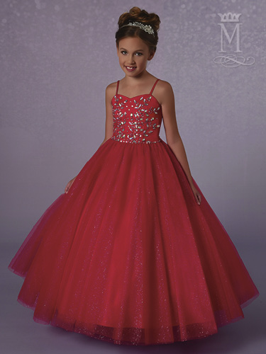 Color Angel Flower Girl Dresses - Style - FP181