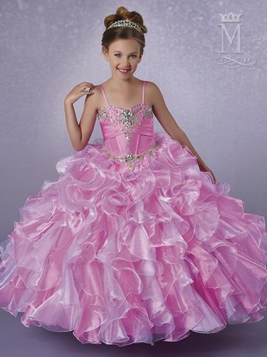 Color Angel Flower Girl Dresses - Style - FP182
