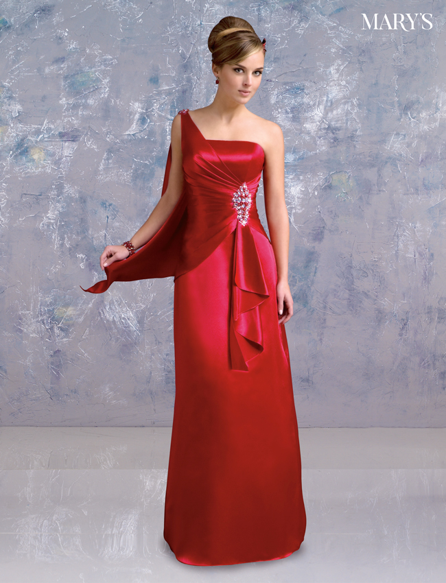 Color Amalia Bridesmaid Dresses - Style - M1305