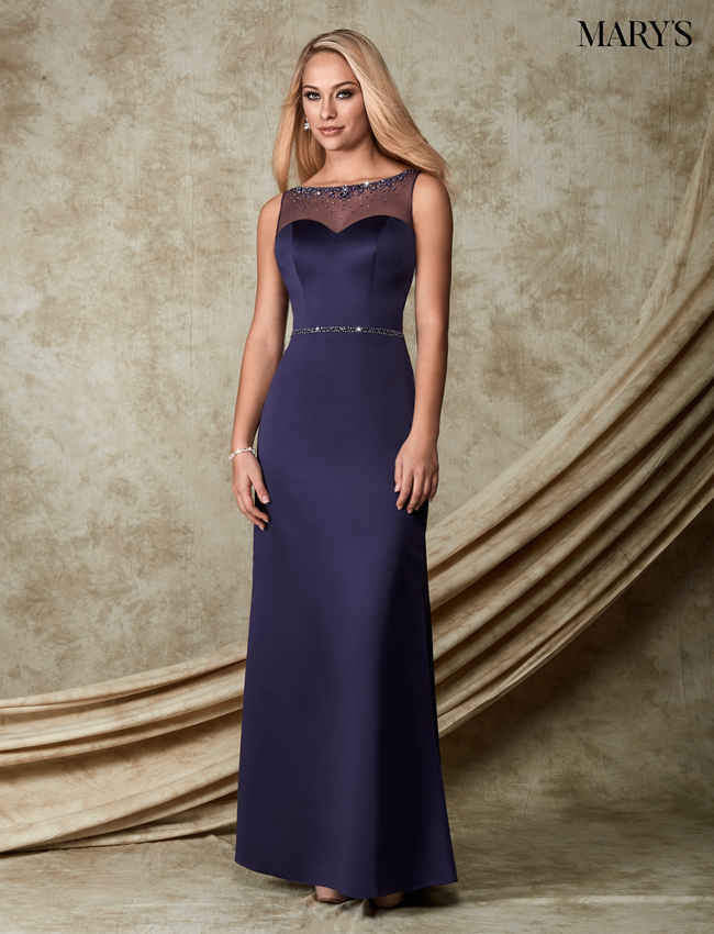 Color Amalia Bridesmaid Dresses - Style - M1500