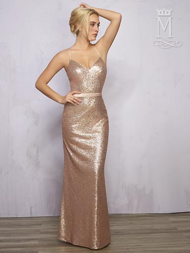 Color Amalia Bridesmaid Dresses - Style - M1511