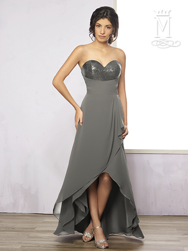 Color Amalia Bridesmaid Dresses - Style - M1512