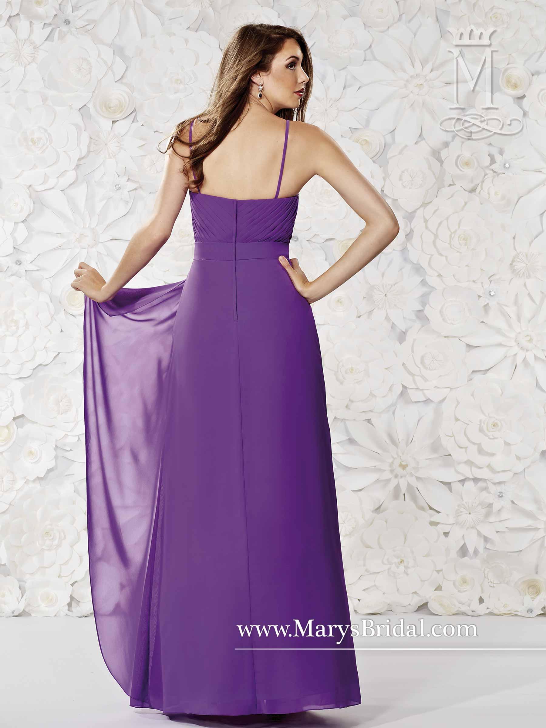 Amalia Bridesmaid Dresses   Style - M1800 in Shown in Regal Color