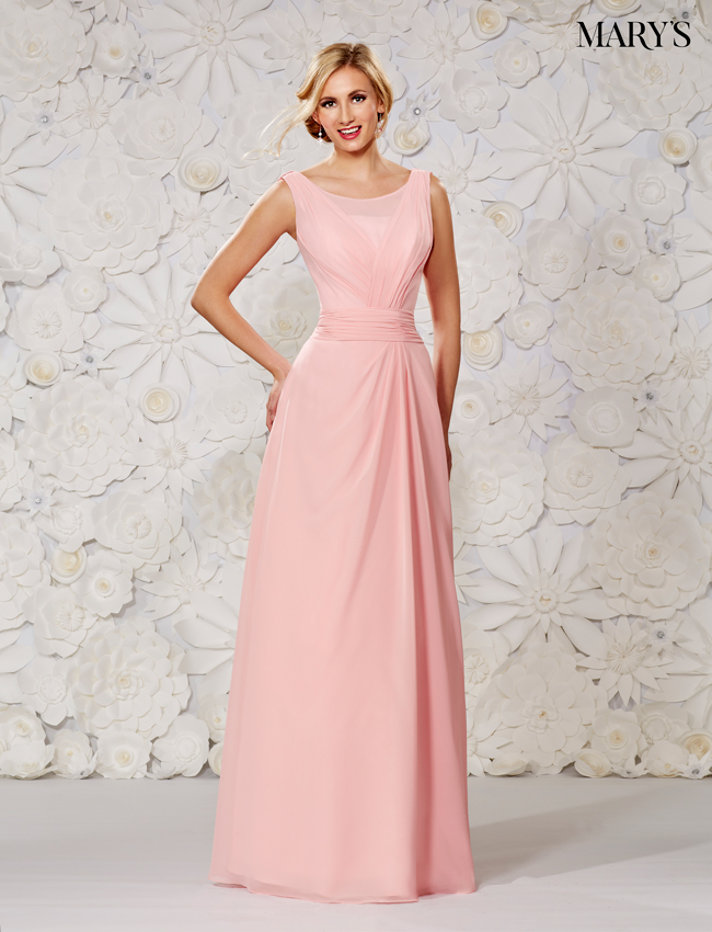 Color Amalia Bridesmaid Dresses - Style - M1801