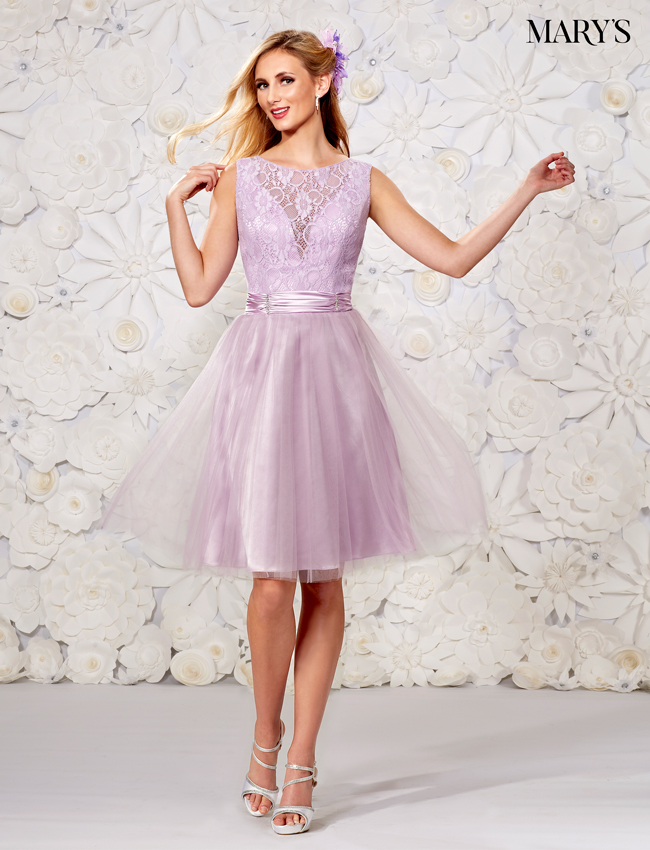 Color Amalia Bridesmaid Dresses - Style - M1804