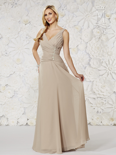 Color Amalia Bridesmaid Dresses - Style - M1808