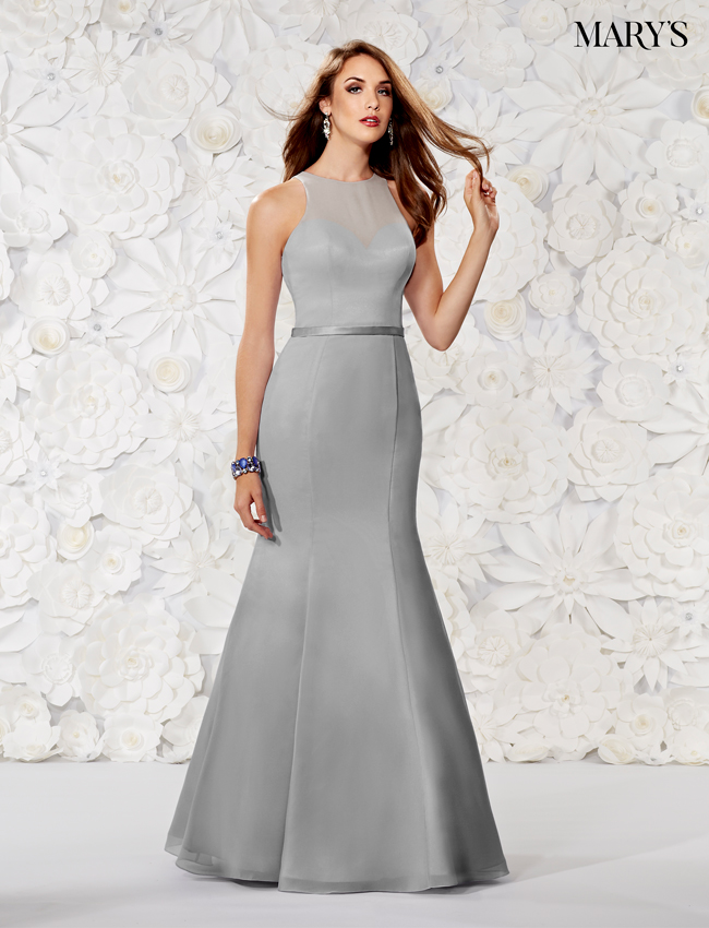 Color Amalia Bridesmaid Dresses - Style - M1812
