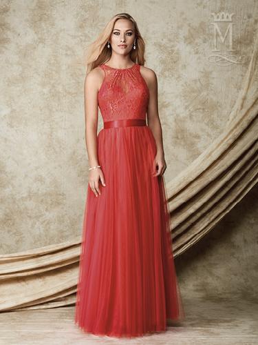 Color Amalia Bridesmaid Dresses - Style - M1818