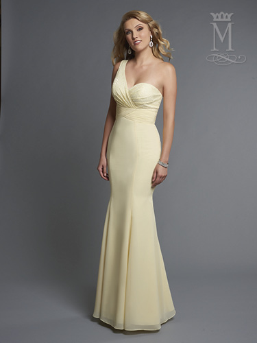 Color Amalia Bridesmaid Dresses - Style - M1830