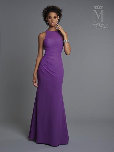Color Amalia Bridesmaid Dresses - Style - M1831