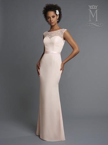 Color Amalia Bridesmaid Dresses - Style - M1833
