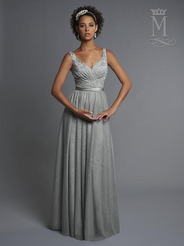 Color Amalia Bridesmaid Dresses - Style - M1837
