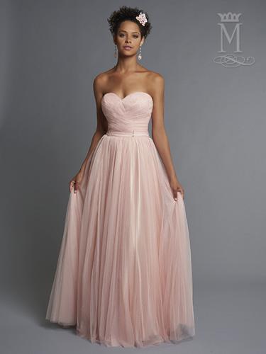 Color Amalia Bridesmaid Dresses - Style - M1838