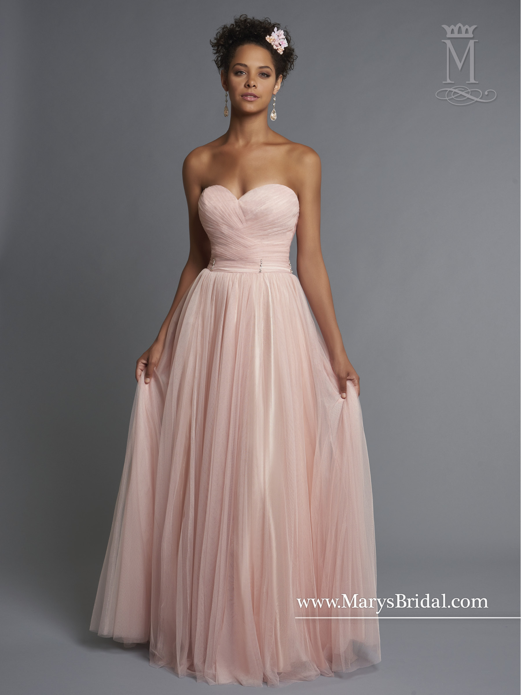 Amalia Bridesmaid Dresses Style M1838 In Only Available In Mauve
