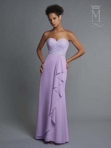 Color Amalia Bridesmaid Dresses - Style - M1839