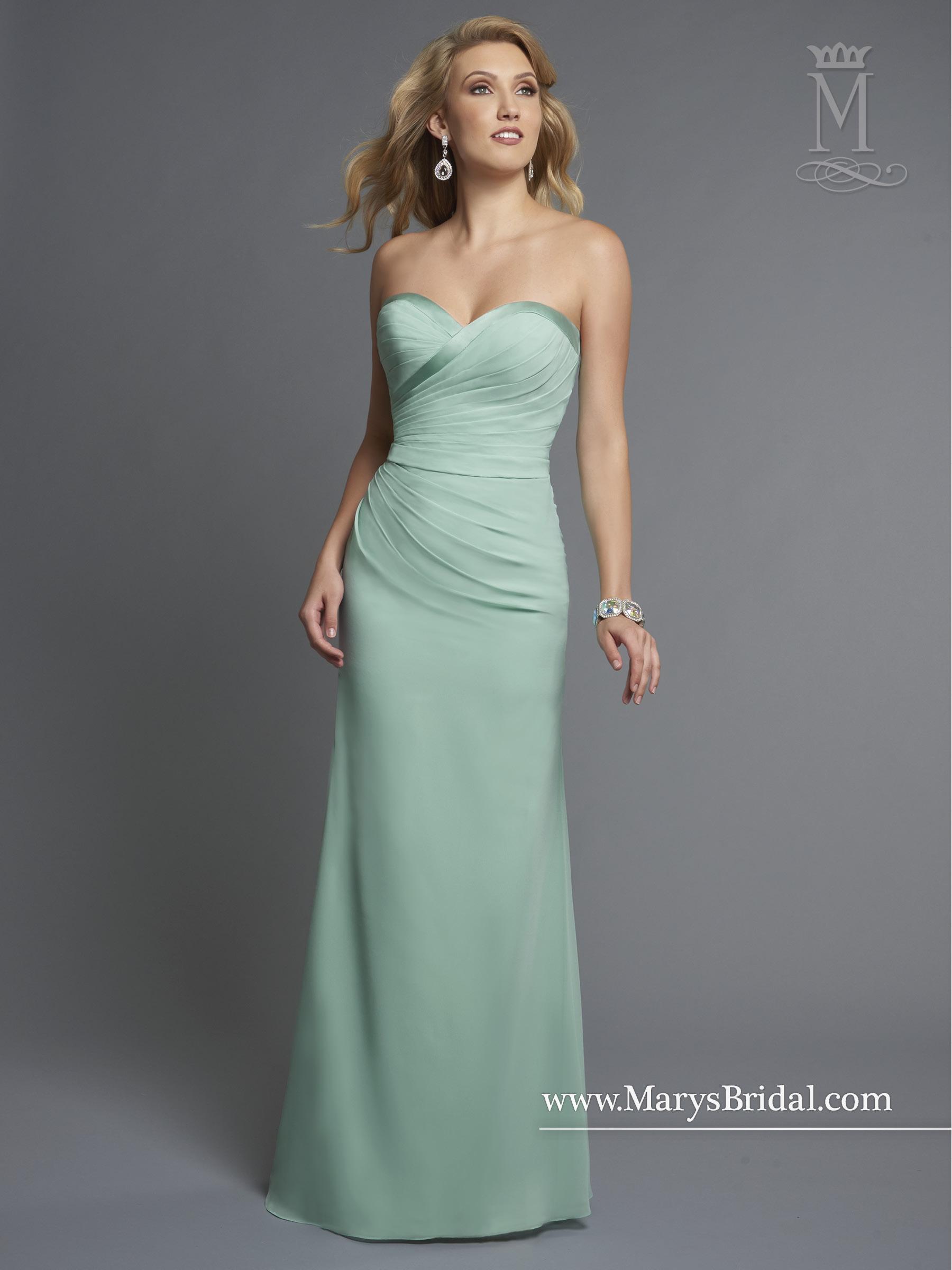 Amalia Bridesmaid Dresses | Style - M1841 in Shown in Seafoam and ...