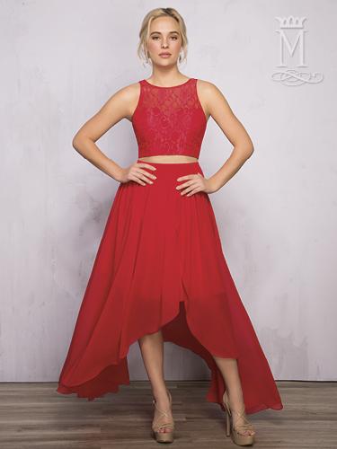 Color Amalia Bridesmaid Dresses - Style - M1846