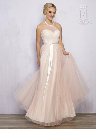 Color Amalia Bridesmaid Dresses - Style - M1848