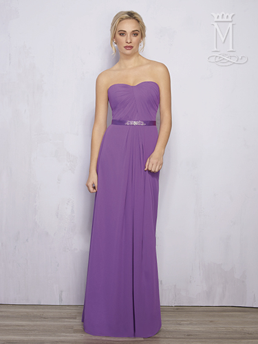 Color Amalia Bridesmaid Dresses - Style - M1849