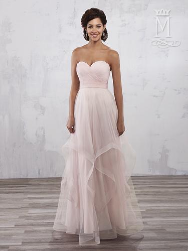 Color Amalia Bridesmaid Dresses - Style - M1853