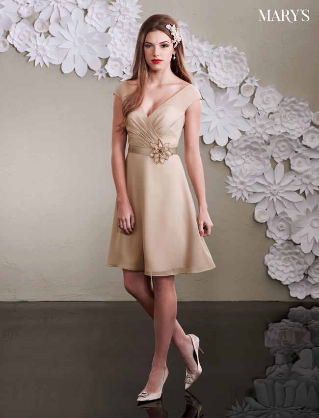 Color Amalia Bridesmaid Dresses - Style - M1984