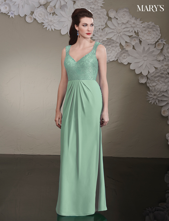 Color Amalia Bridesmaid Dresses - Style - M1989