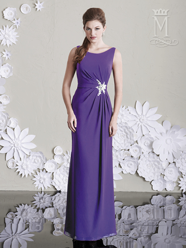 Color Amalia Bridesmaid Dresses - Style - M1990