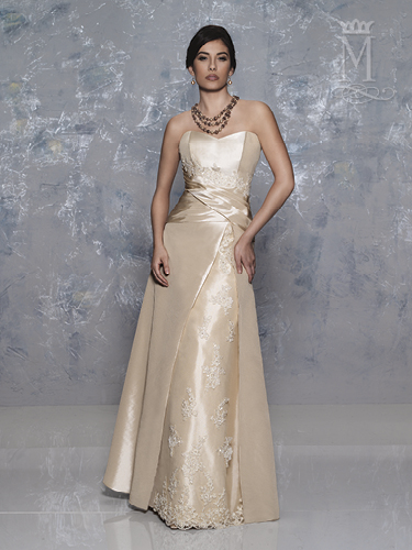 Color Mother Of The Bride Dresses - Style - M2060