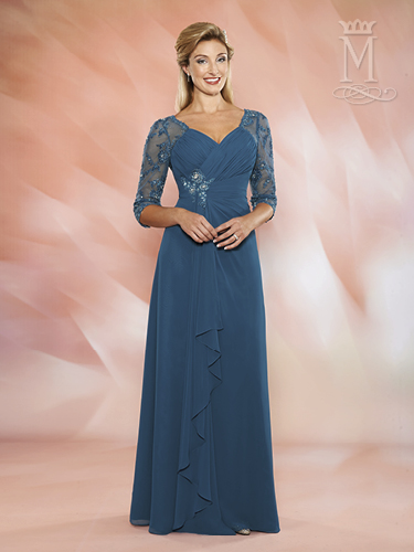 Color Mother Of The Bride Dresses - Style - M2428